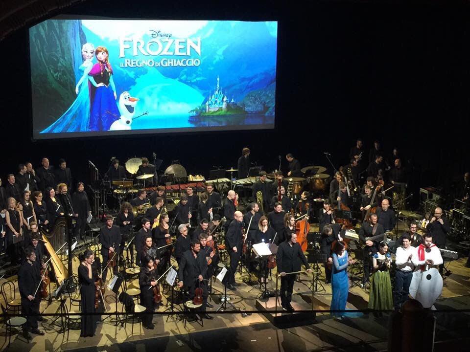 Disney in Concert: Frozen - Credits: Franco Rodi